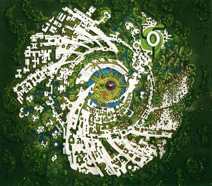 Ashram & Auroville